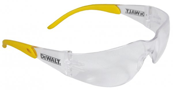 Dewalt Safety Specs Protector Clear